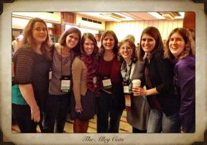 Mix and Mingle – ACFW style!