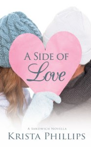 A Side of Love: Cover Reveal!