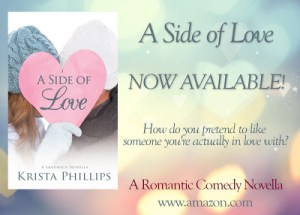 A SIDE OF LOVE RELEASE DAY!!!!