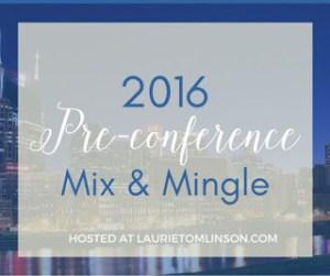 ACFW Pre-Conference Mix & Mingle