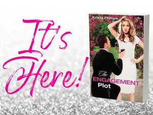 RELEASE DAY! THE ENGAGEMENT PLOT – w/ Giveaway!