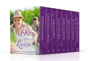 Preorder Once Upon A Laugh Today!