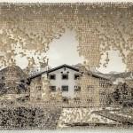 Insula, laser cut pigment print, 8x10,2020