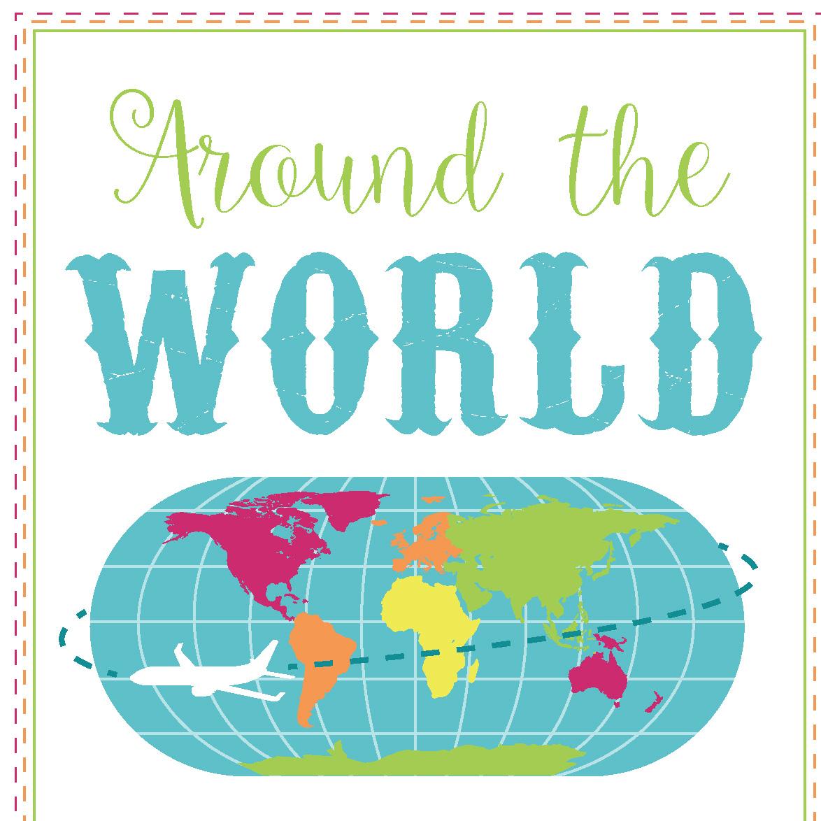 Travel Around The World In 7 Days