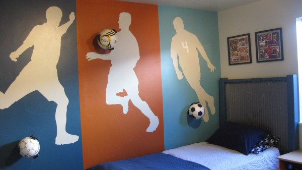 10 Boys Soccer Room Ideas Capturing Joy With Kristen Duke