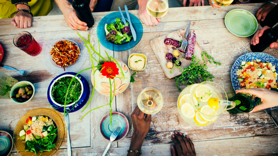 Four Simple Steps to a Healthier Meal