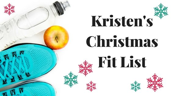 Christmas Fit List