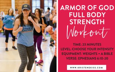 Armor of God Workout