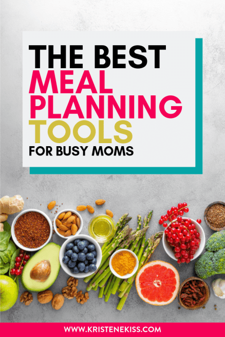 Meal planning tools