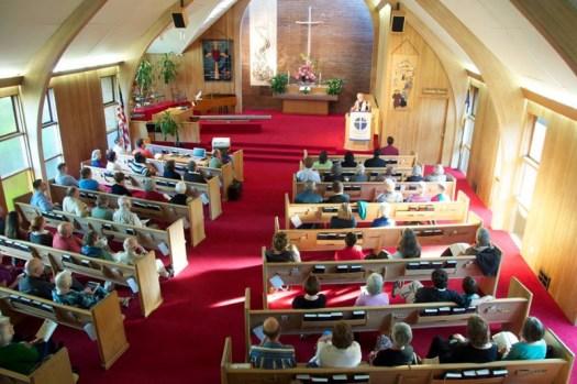 st-john-united-lutheran-church 5515 Phinney Ave. N, Seattle, WA 98103