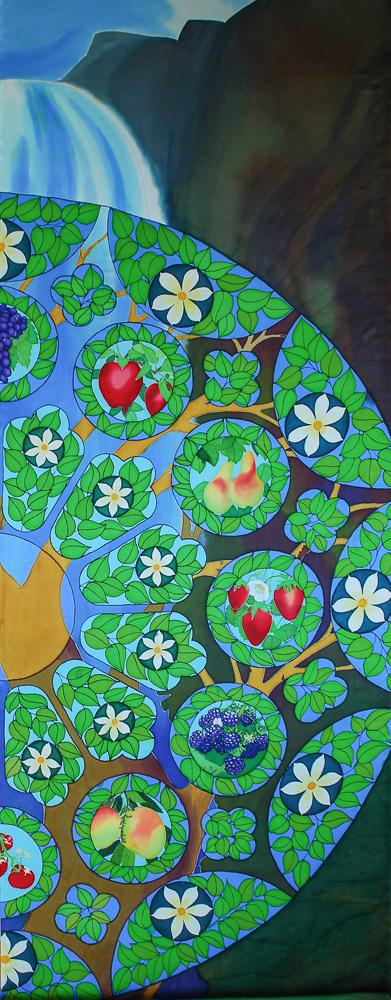 Tree foliage detail 2