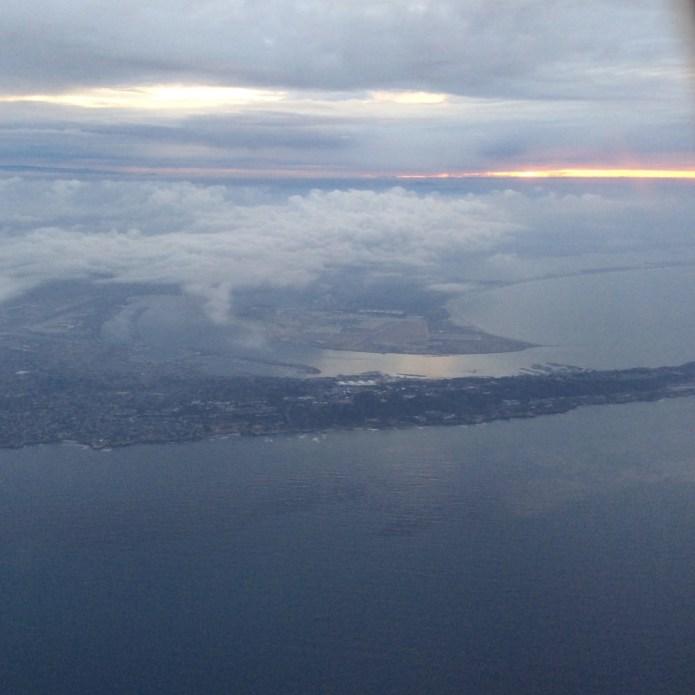 Dawn over Coronado Island by Kristen Koster on Flickr