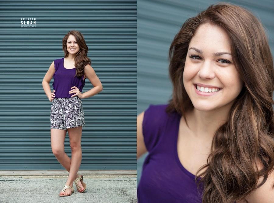 Tampa Bay senior photos