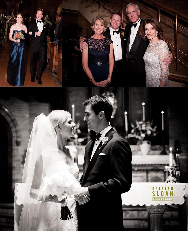 bride groom holy ghost wedding