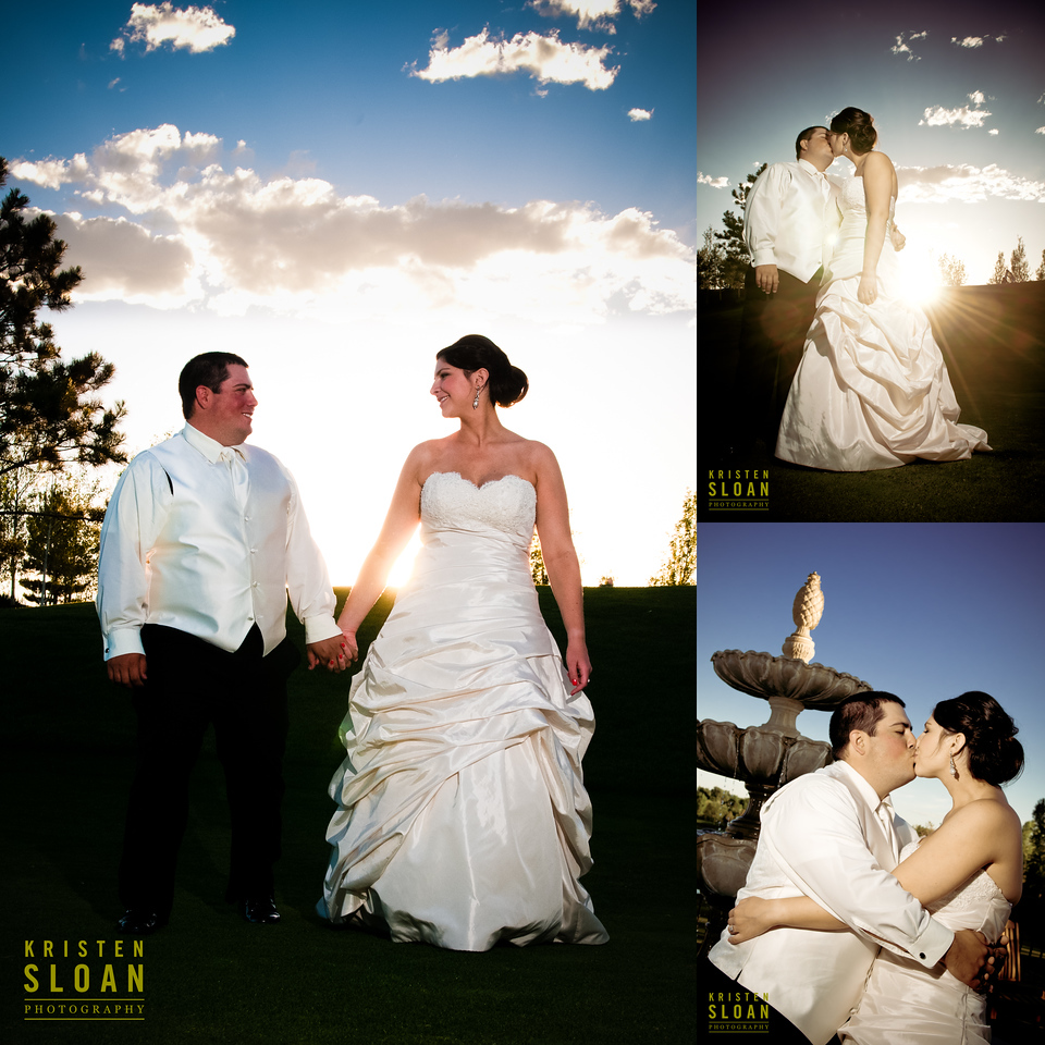 golf course wedding denver colorado cherry creek