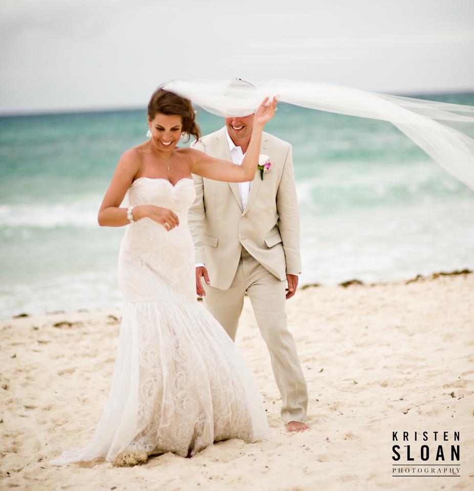 bride groom mexico wedding