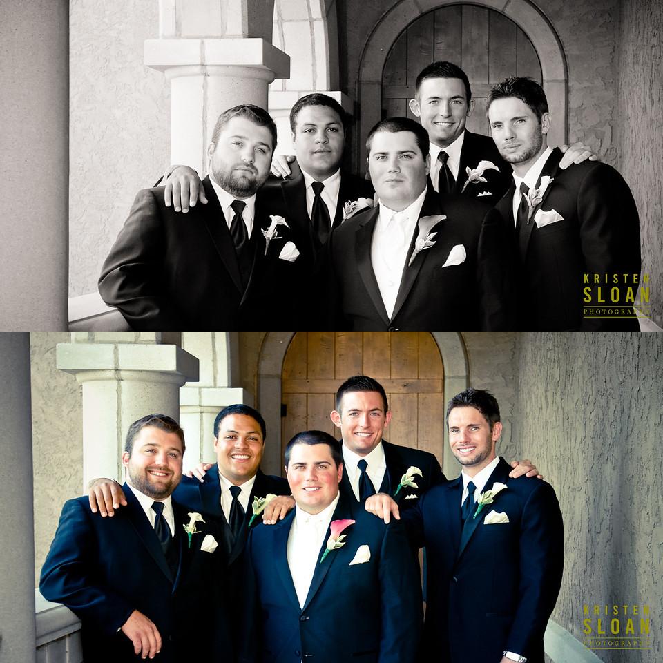 cherry creek denver colorado wedding groomsmen