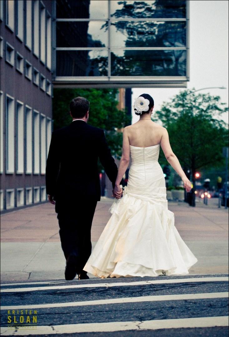 downtown denver wedding