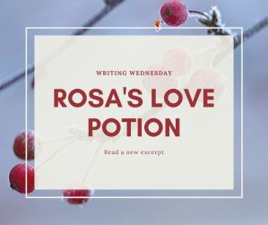 Read more about the article Writing Wednesday: Rosa's Love Potion