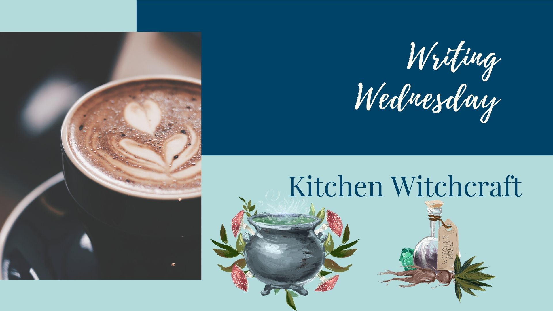 Read more about the article Writing Wednesday: Kitchen Witchcraft