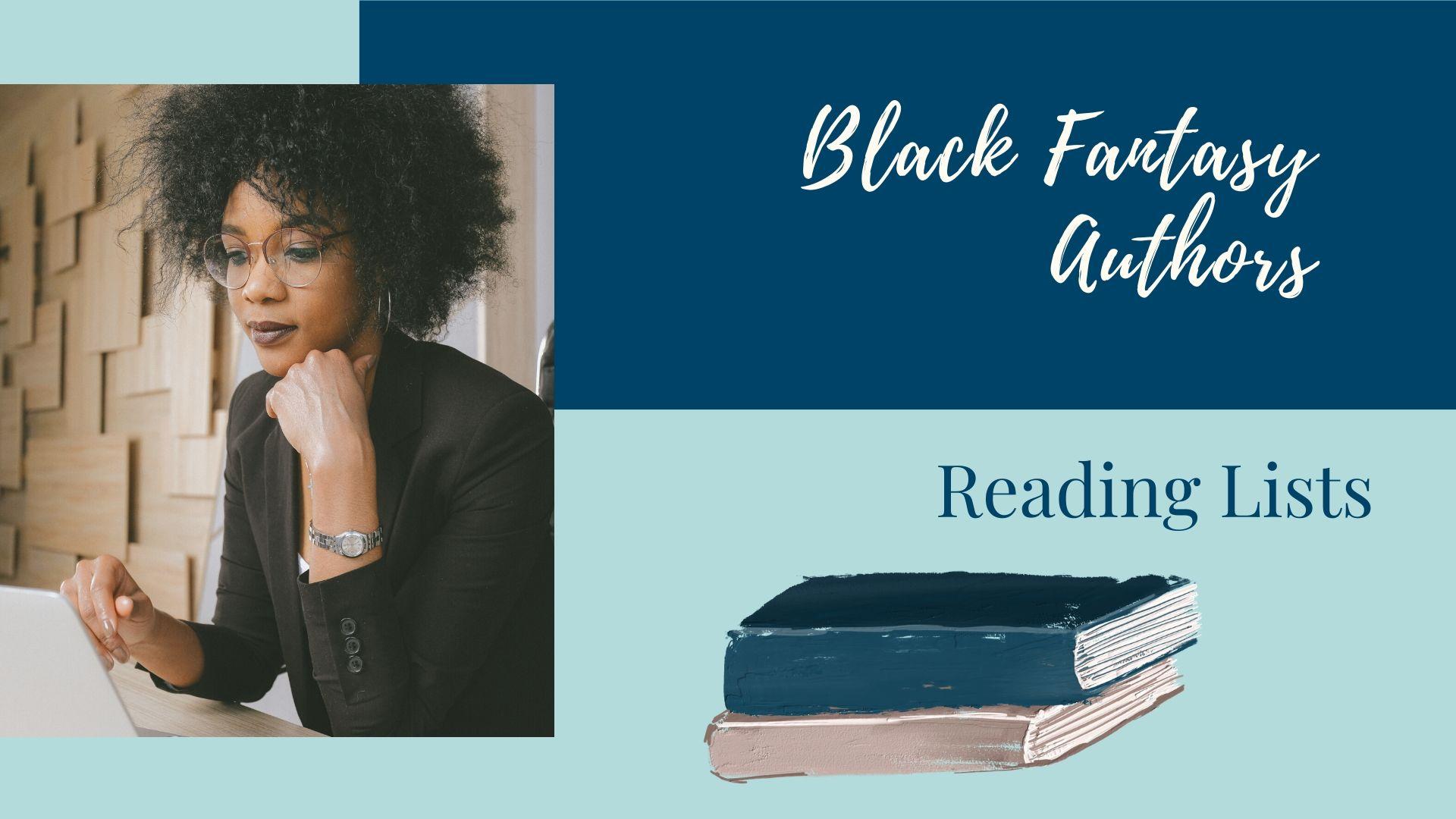 Black Fantasy Authors
