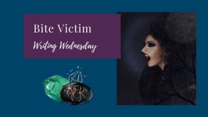 Read more about the article Writing Wednesday: Bite Victim
