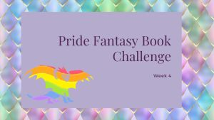 Read more about the article Pride Fantasy Books: Week 4