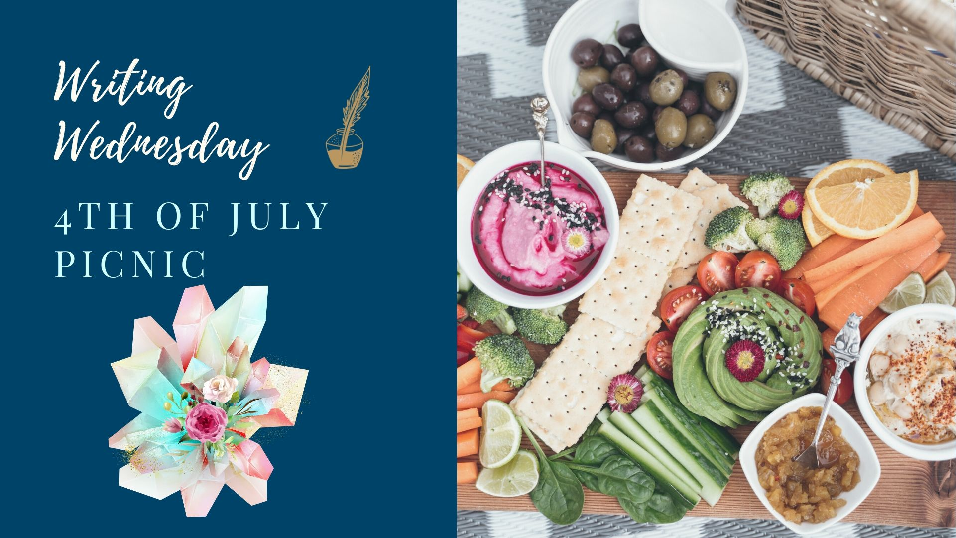 You are currently viewing Writing Wednesday: 4th of July Picnic