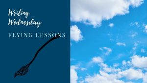 Read more about the article Writing Wednesday: Flight Lessons