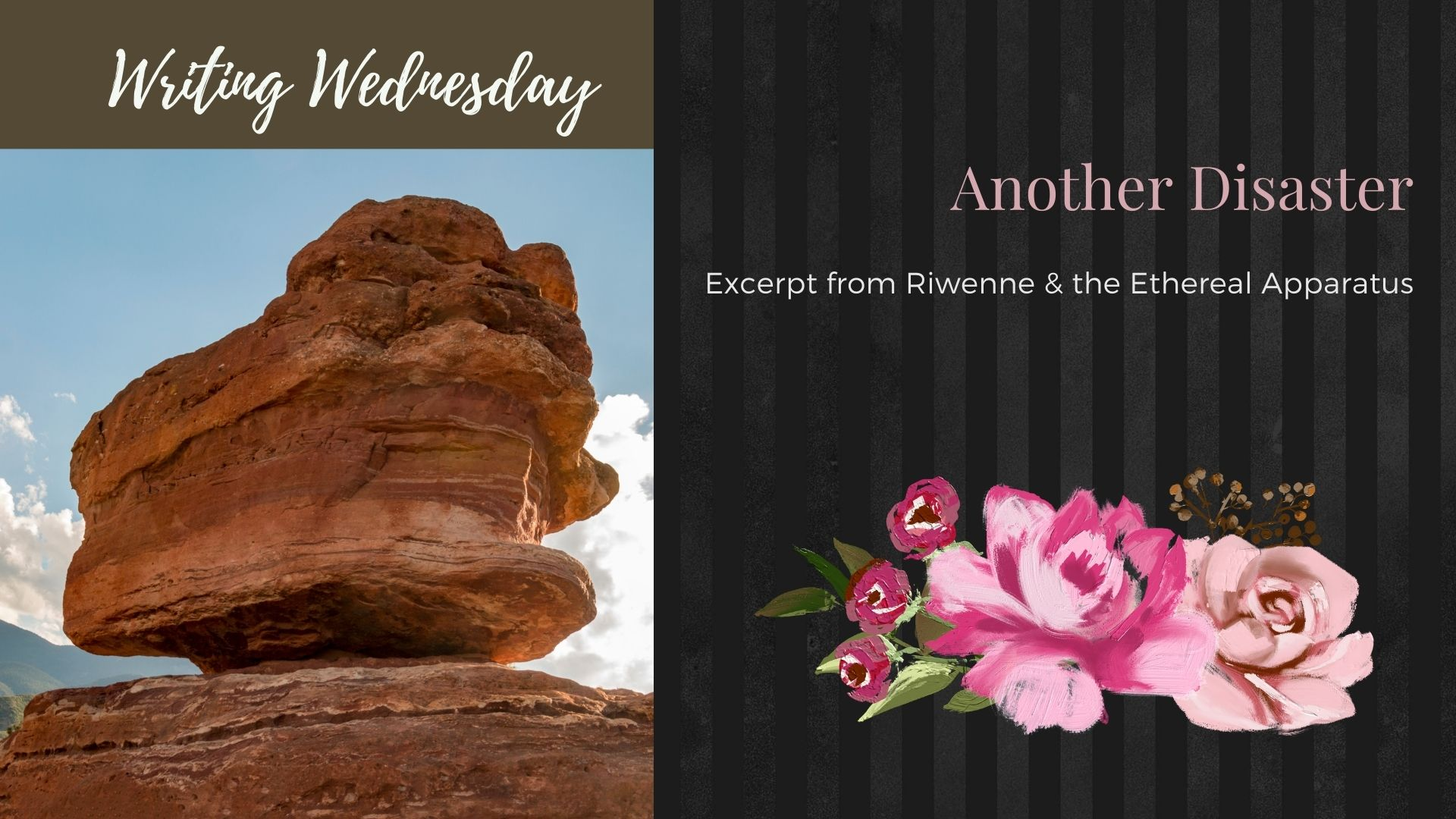 Read more about the article Writing Wednesday: Another Disaster