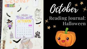 Read more about the article October Reading Journal: Halloween Theme!
