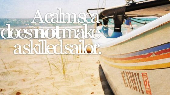 A-Calm-Sea
