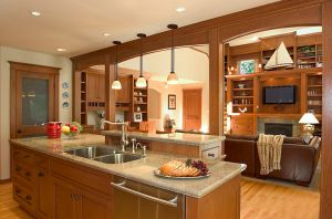 New Kitchen/Family Room