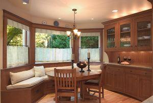 New Kitchen Nook