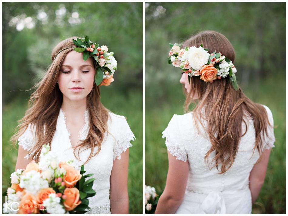 Bohemian Mountain tops | Utah Wedding Photographer