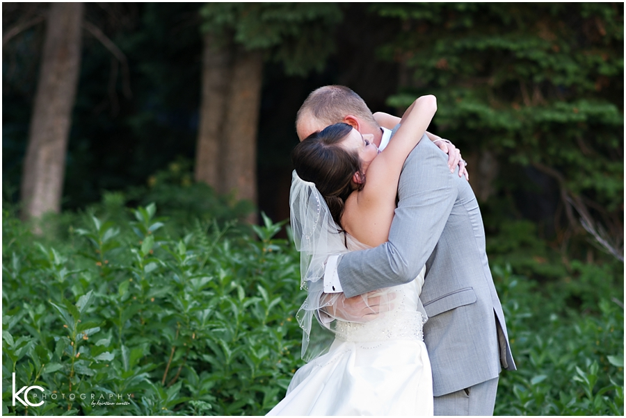 Heidi & Chris | Snowbird Wedding Photographer