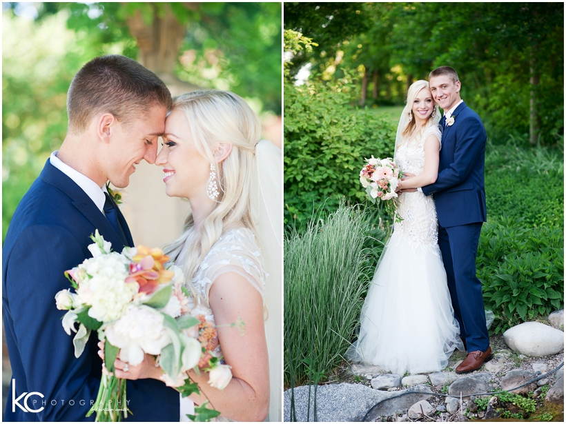 Aly & Jace Groomals | Utah Wedding Photographer