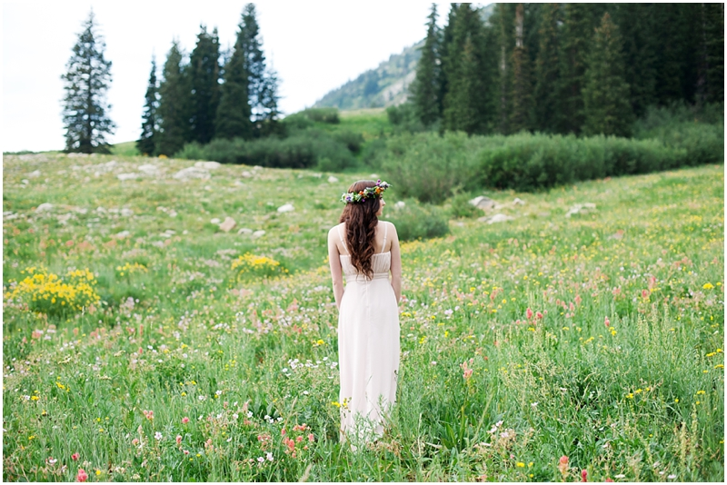 Wild Flower Bridals | Utah Wedding Photographer | Kristina Curtis Photography