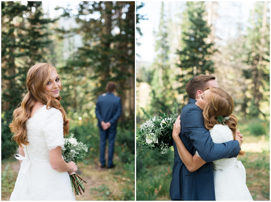 Salt Lake Utah Wedding Photographer | Mountain Wild Flowers| Kristina Curtis Photography