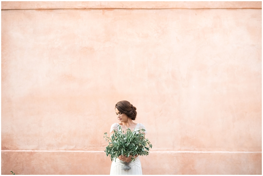 Romantic White + Green Tuscan Wedding |Utah Kristina Curtis Photography