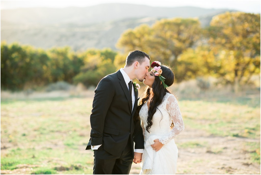 Fall Bridals Utah | Kristina Curtis Photography
