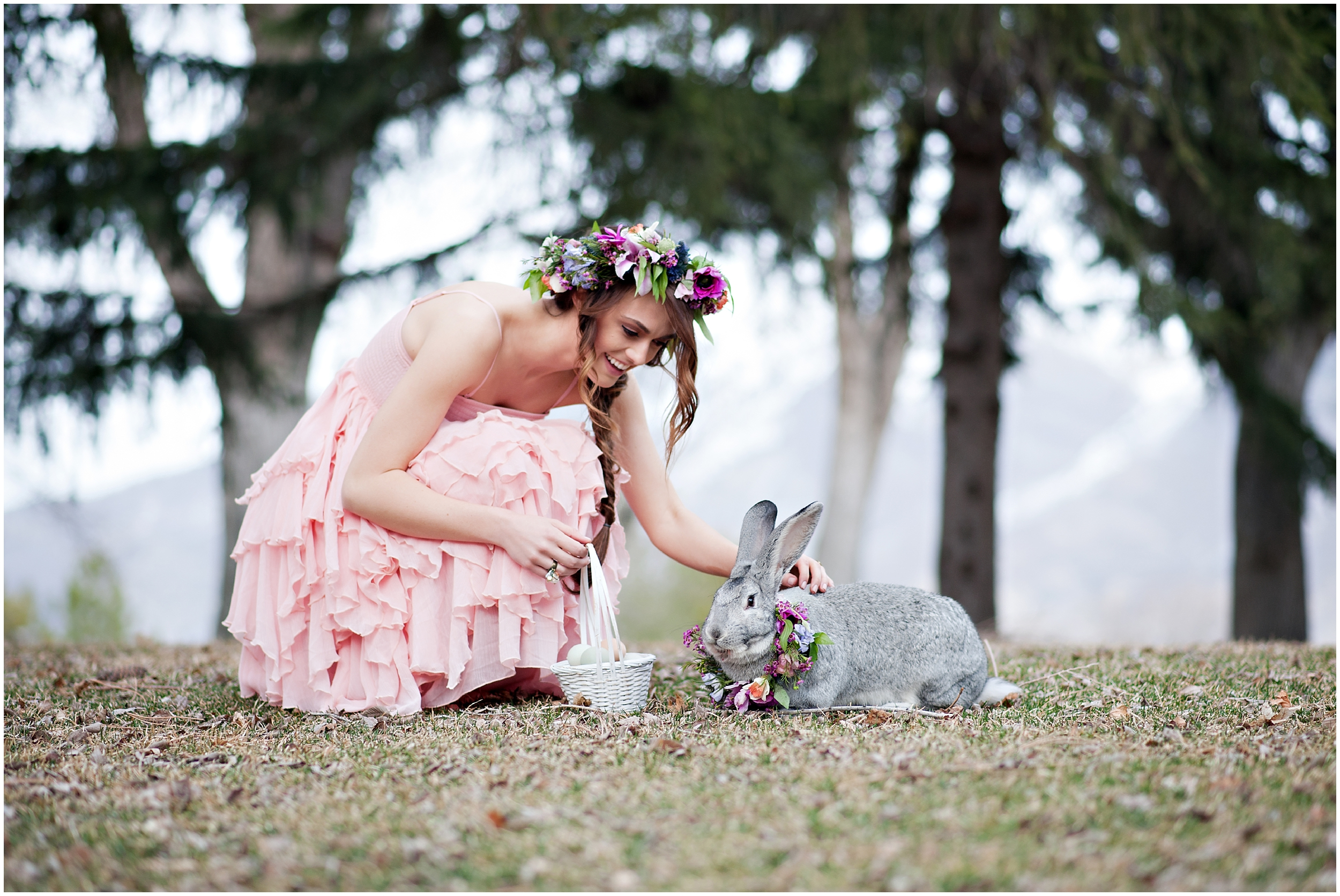 Spring bridal, bunny halo, floral halo, spring blooms, Calie rose flowers, whimsical bridals, Easter bunny, Utah wedding photographers, Utah wedding photographer, Utah wedding photography, Utah county wedding photography, Utah county wedding photographer, salt lake city photographers, salt lake city wedding photography, salt lake photographers, salt lake city photographers, photographers in Utah, Utah photography, photography Utah, photographer Utah, Kristina Curtis photography, Kristina Curtis Photographer, www.kristinacurtisphotography.com
