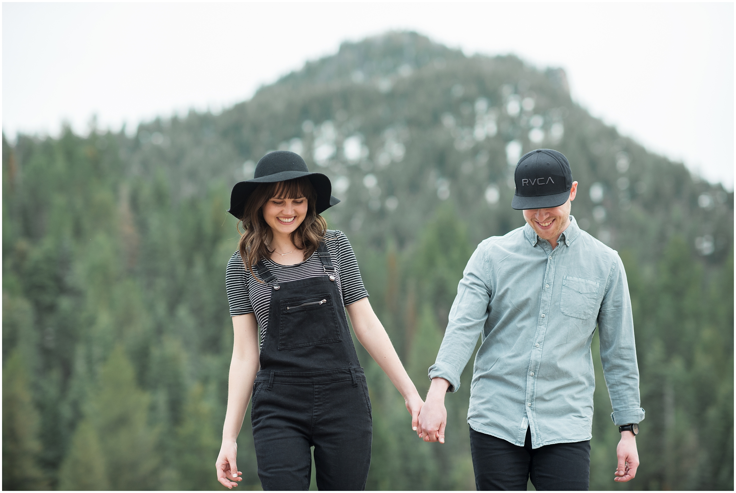 Mountainside engagements, red rock engagements, forest engagements, engagements in hats, field engagements, Utah senior photos, orchard senior photos, photographers in Utah, Utah family photographer, family photos Utah, Kristina Curtis photography, Kristina Curtis Photographer, www.kristinacurtisphotography.com