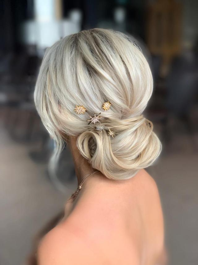 5-day advanced bridal hairstyling course - best hairstyling