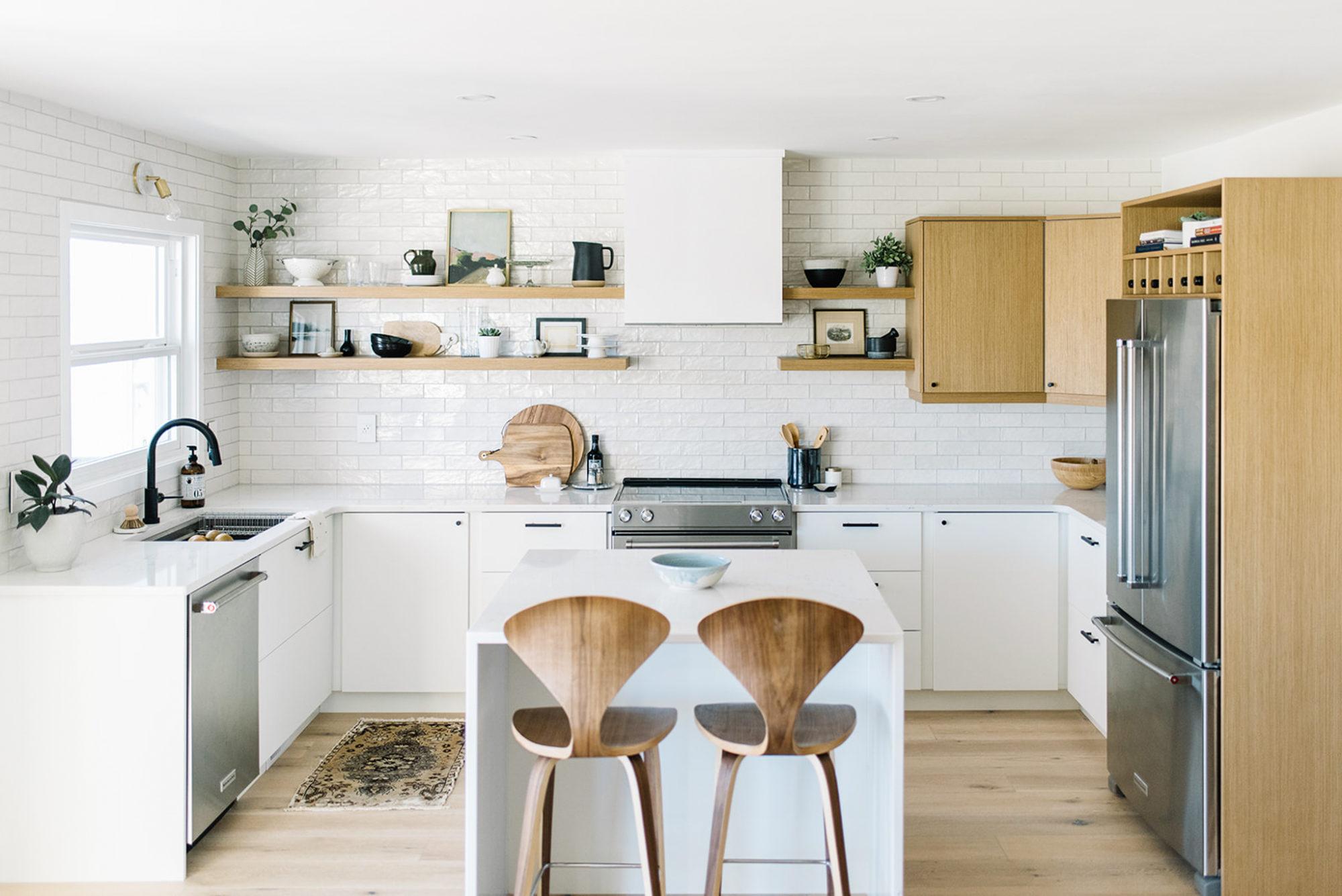 Ravine House Kitchen One Room Challenge, one room challenge, kitchen design