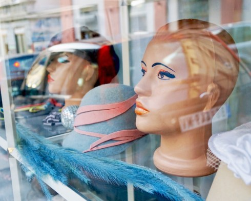 Shop window Savamala, Belgrade