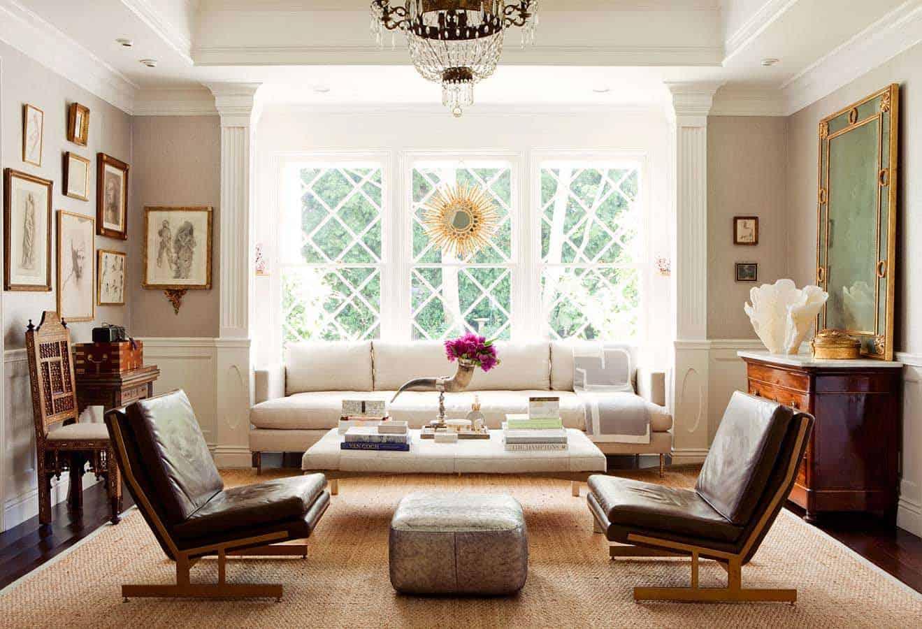 arranging living room furniture | kristina wolf design