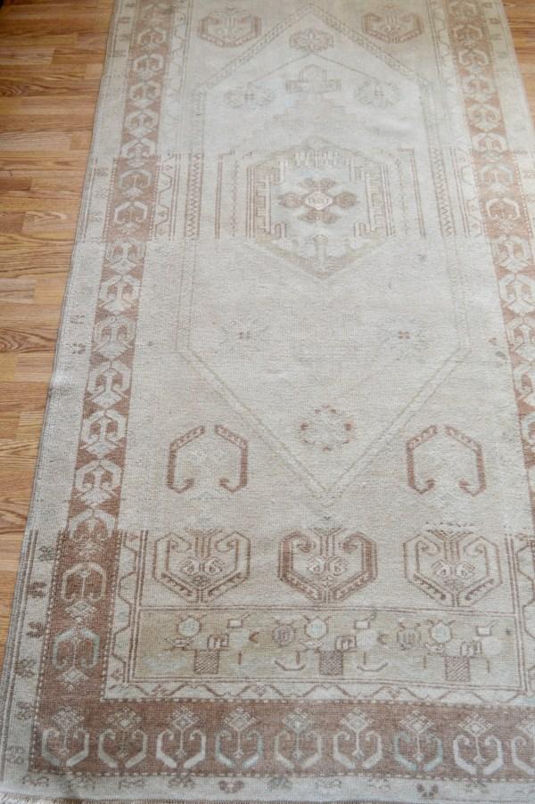 vintage runner rug