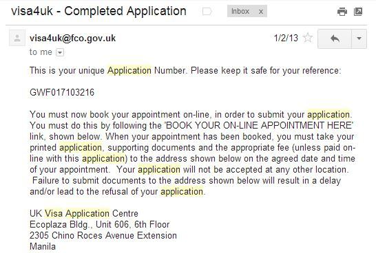 Is My UK Visa Application Approved? by Kristine Camins