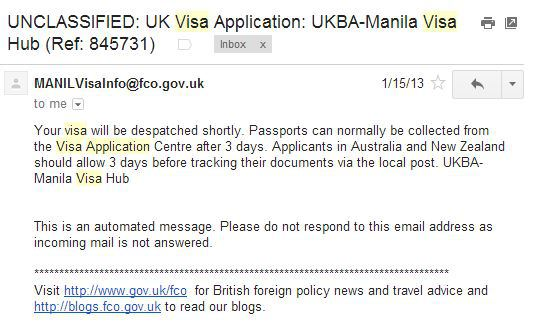Is My UK Visa Application Approved?